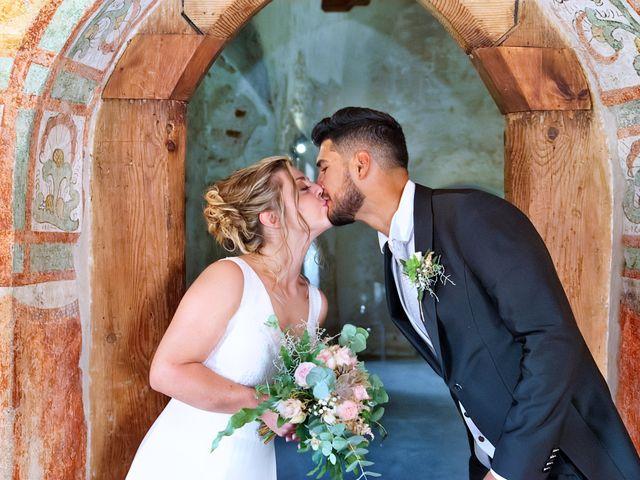 Il matrimonio di Giulia e Amry a Calliano, Trento 8
