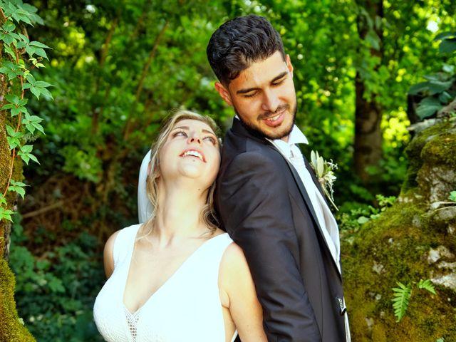 Il matrimonio di Giulia e Amry a Calliano, Trento 12