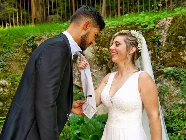 Il matrimonio di Giulia e Amry a Calliano, Trento 13
