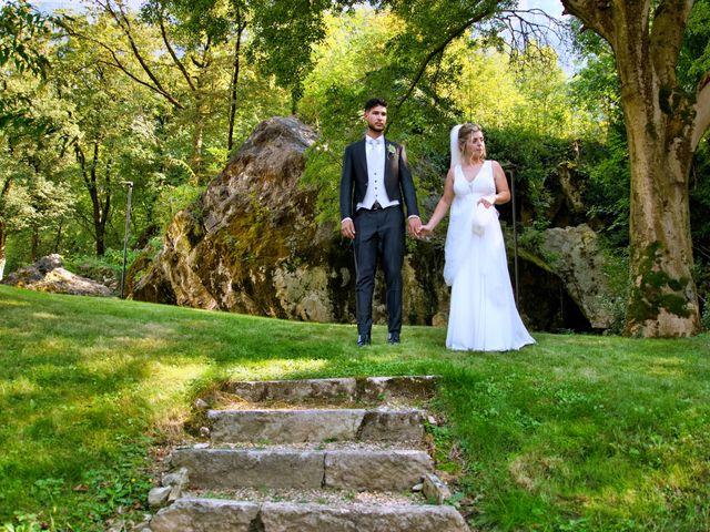 Il matrimonio di Giulia e Amry a Calliano, Trento 14
