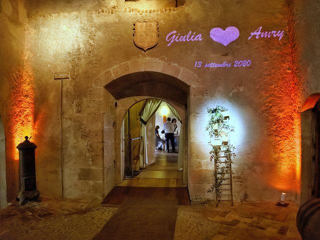 Il matrimonio di Giulia e Amry a Calliano, Trento 15
