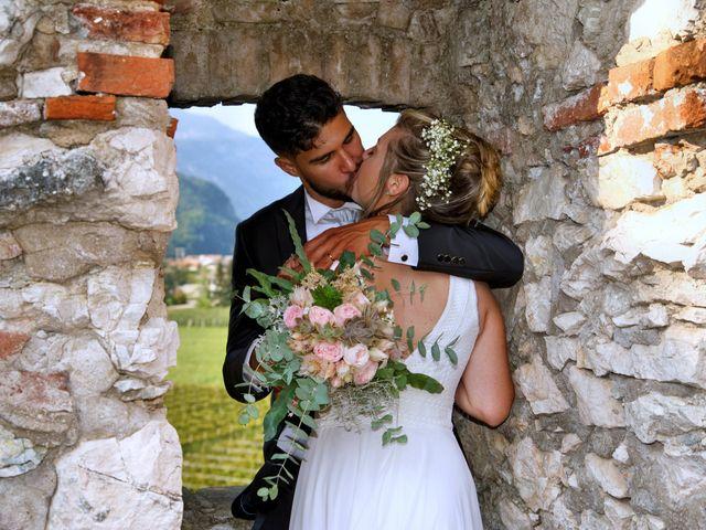 Il matrimonio di Giulia e Amry a Calliano, Trento 19
