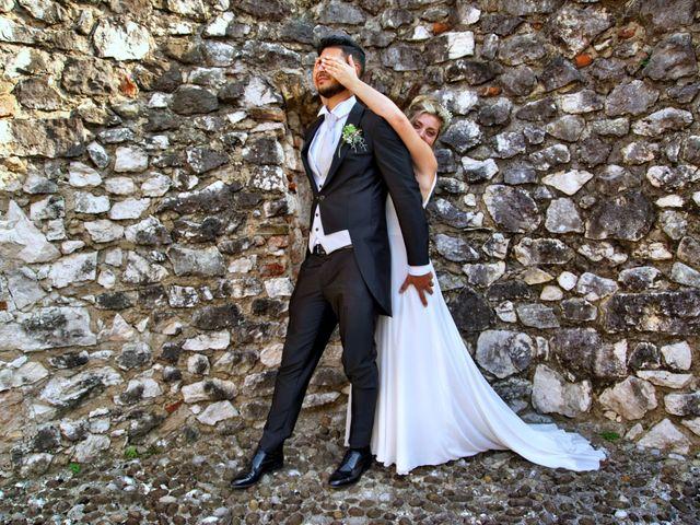 Il matrimonio di Giulia e Amry a Calliano, Trento 20
