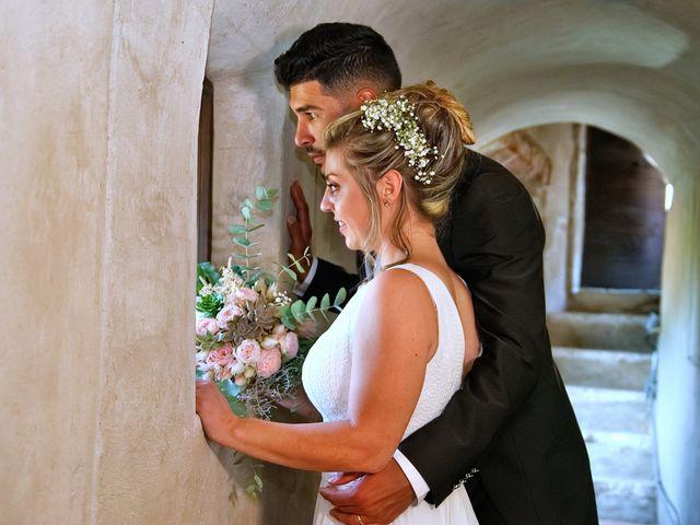 Il matrimonio di Giulia e Amry a Calliano, Trento 22