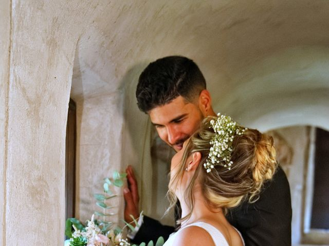 Il matrimonio di Giulia e Amry a Calliano, Trento 23