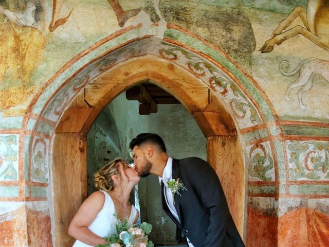 Il matrimonio di Giulia e Amry a Calliano, Trento 24