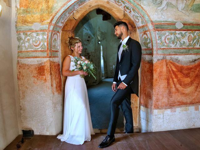 Il matrimonio di Giulia e Amry a Calliano, Trento 25