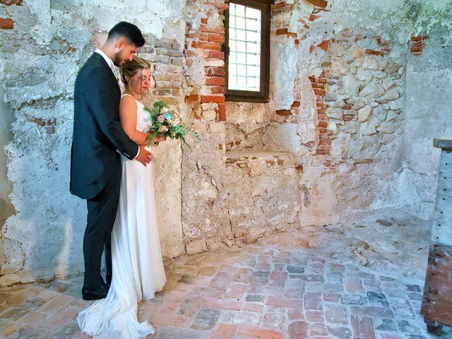 Il matrimonio di Giulia e Amry a Calliano, Trento 27