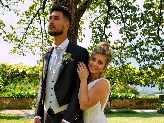 Il matrimonio di Giulia e Amry a Calliano, Trento 28