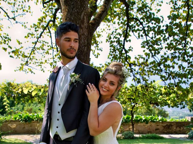 Il matrimonio di Giulia e Amry a Calliano, Trento 29