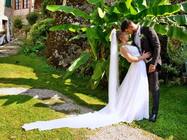 Il matrimonio di Giulia e Amry a Calliano, Trento 31