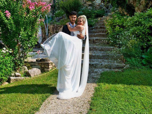 Il matrimonio di Giulia e Amry a Calliano, Trento 32