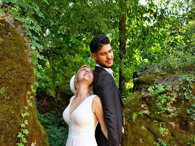 Il matrimonio di Giulia e Amry a Calliano, Trento 33