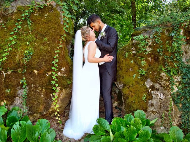 Il matrimonio di Giulia e Amry a Calliano, Trento 35
