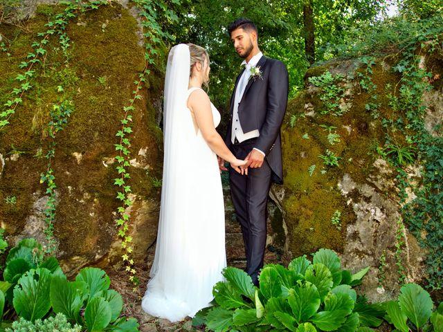 Il matrimonio di Giulia e Amry a Calliano, Trento 36