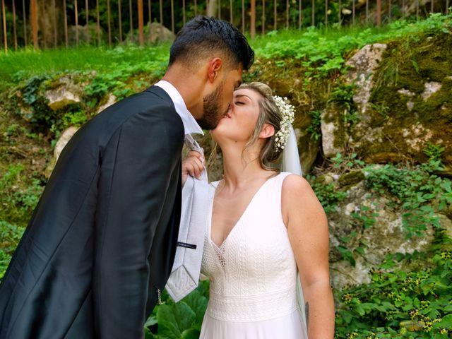Il matrimonio di Giulia e Amry a Calliano, Trento 37