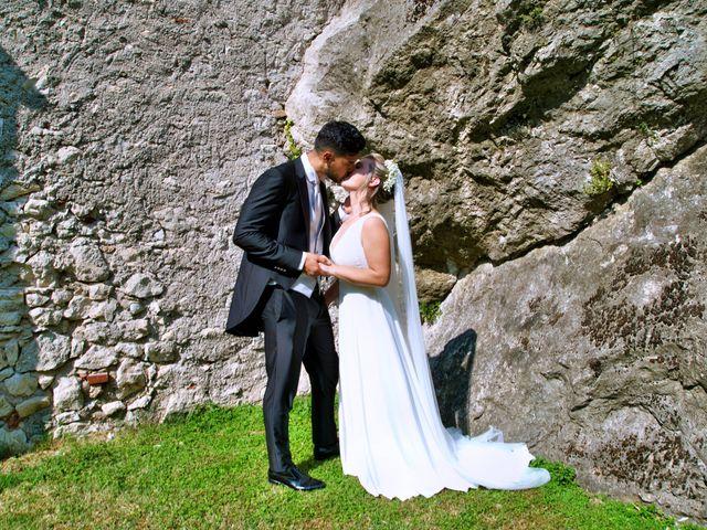 Il matrimonio di Giulia e Amry a Calliano, Trento 40