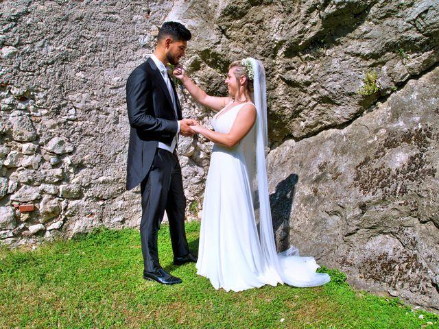 Il matrimonio di Giulia e Amry a Calliano, Trento 41