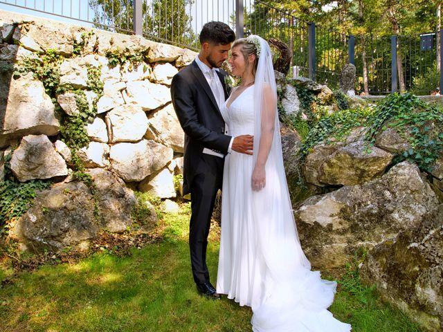 Il matrimonio di Giulia e Amry a Calliano, Trento 43
