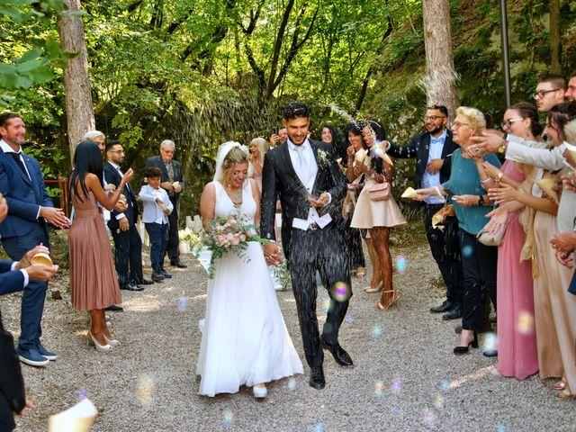 Il matrimonio di Giulia e Amry a Calliano, Trento 44