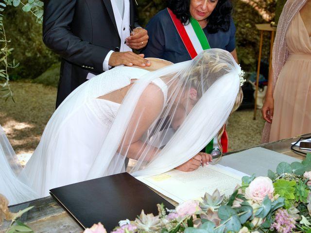 Il matrimonio di Giulia e Amry a Calliano, Trento 46