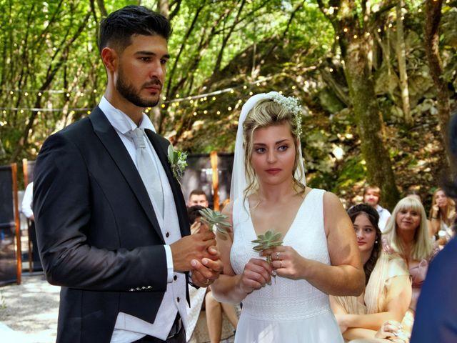Il matrimonio di Giulia e Amry a Calliano, Trento 47