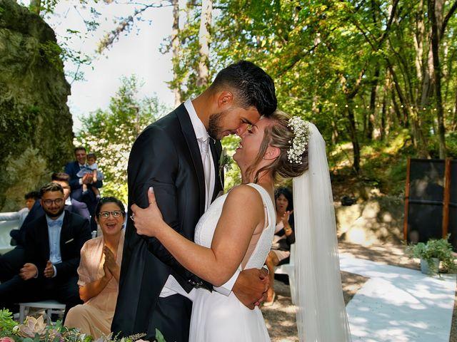 Il matrimonio di Giulia e Amry a Calliano, Trento 48