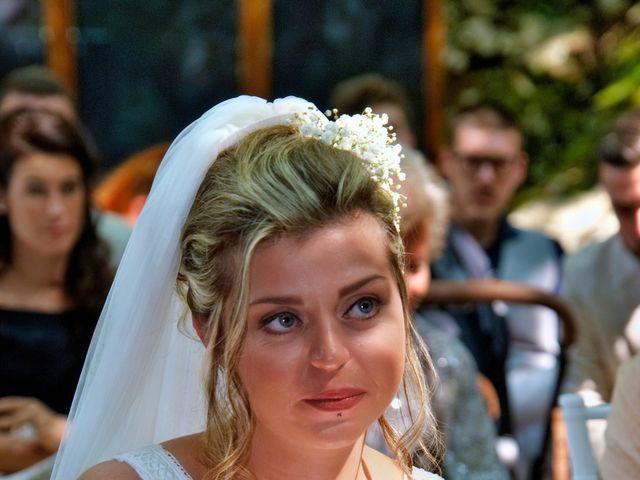 Il matrimonio di Giulia e Amry a Calliano, Trento 50