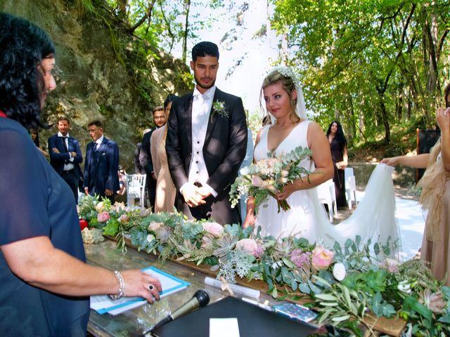 Il matrimonio di Giulia e Amry a Calliano, Trento 51