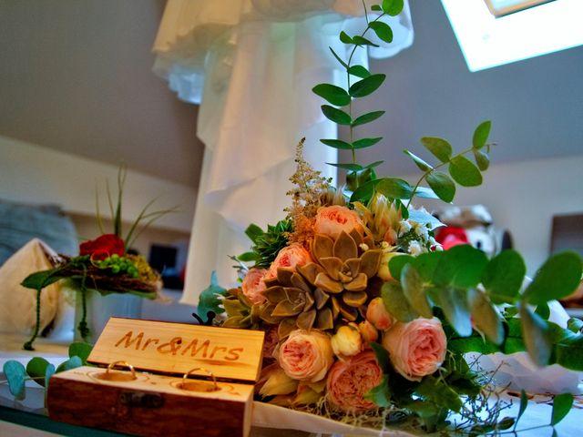Il matrimonio di Giulia e Amry a Calliano, Trento 70
