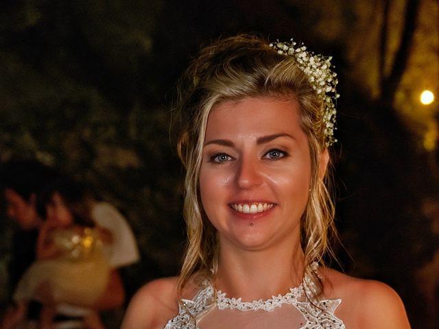 Il matrimonio di Giulia e Amry a Calliano, Trento 77