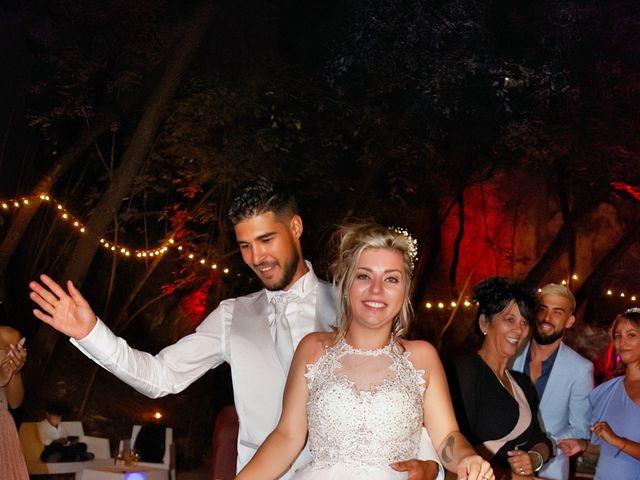 Il matrimonio di Giulia e Amry a Calliano, Trento 78