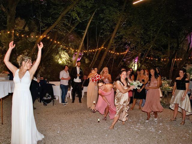 Il matrimonio di Giulia e Amry a Calliano, Trento 79