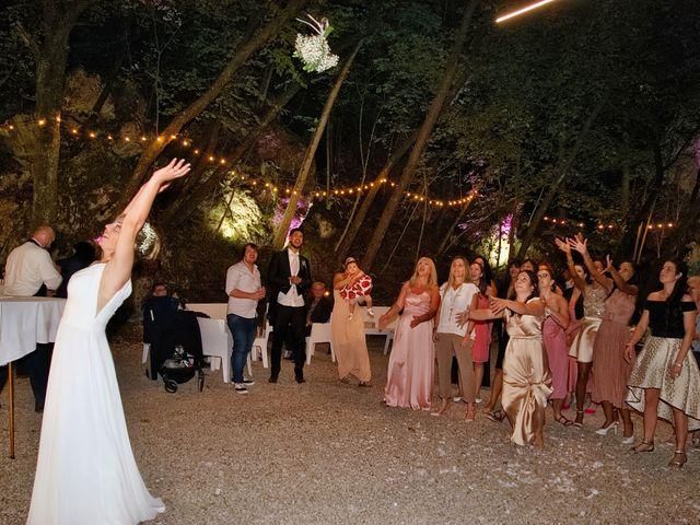 Il matrimonio di Giulia e Amry a Calliano, Trento 80