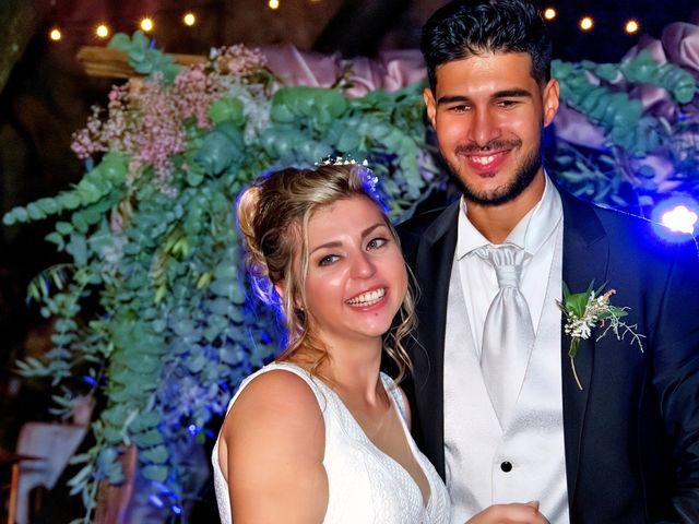 Il matrimonio di Giulia e Amry a Calliano, Trento 81