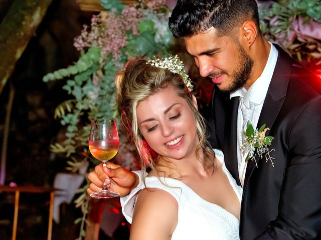 Il matrimonio di Giulia e Amry a Calliano, Trento 82