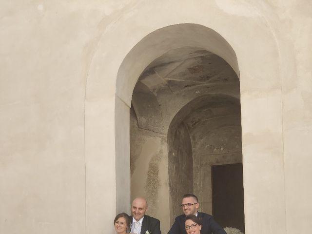 Il matrimonio di linda e Angelo a Lapio, Avellino 21