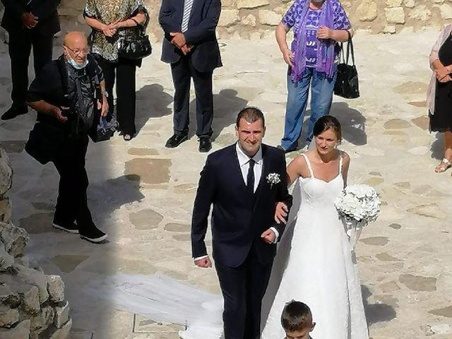 Il matrimonio di linda e Angelo a Lapio, Avellino 23