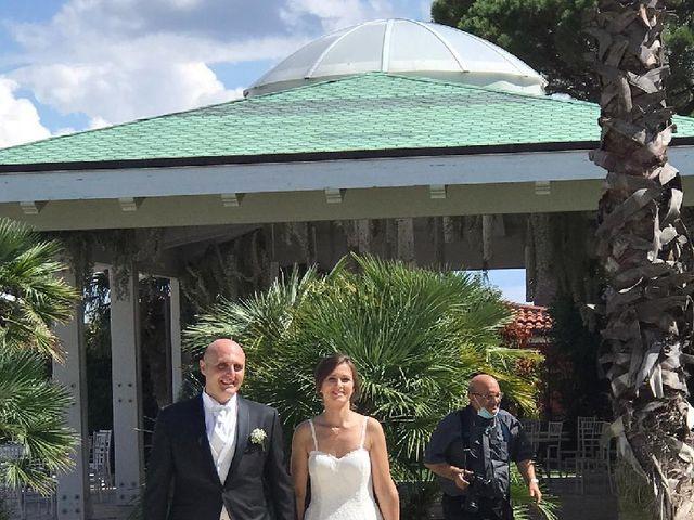 Il matrimonio di linda e Angelo a Lapio, Avellino 30