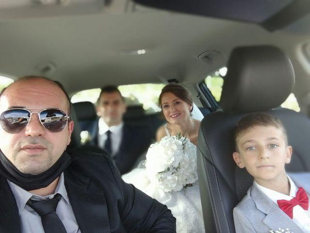 Il matrimonio di linda e Angelo a Lapio, Avellino 31