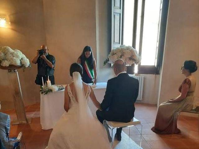 Il matrimonio di linda e Angelo a Lapio, Avellino 33