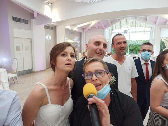 Il matrimonio di linda e Angelo a Lapio, Avellino 35