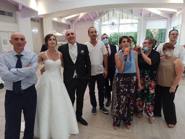 Il matrimonio di linda e Angelo a Lapio, Avellino 37