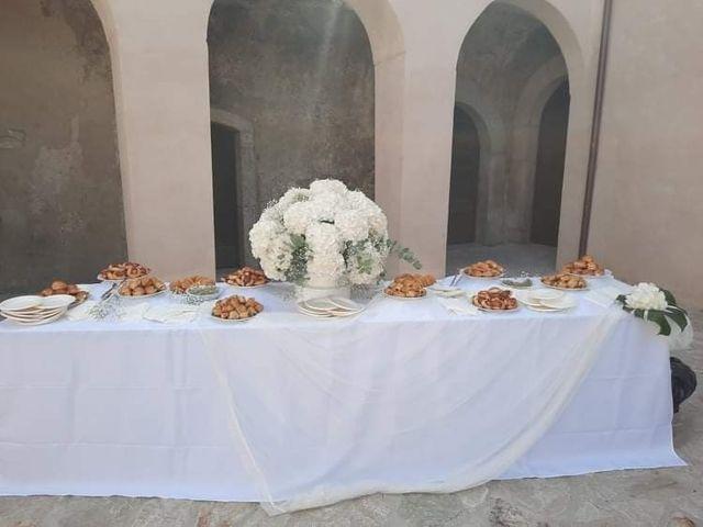 Il matrimonio di linda e Angelo a Lapio, Avellino 39
