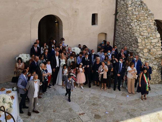 Il matrimonio di linda e Angelo a Lapio, Avellino 40