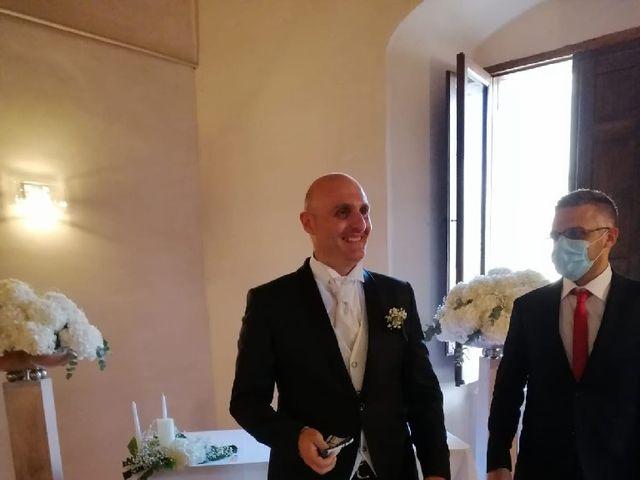 Il matrimonio di linda e Angelo a Lapio, Avellino 41