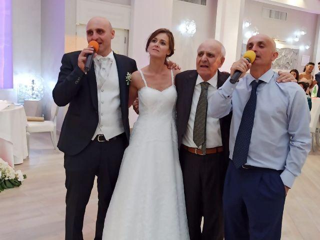 Il matrimonio di linda e Angelo a Lapio, Avellino 47