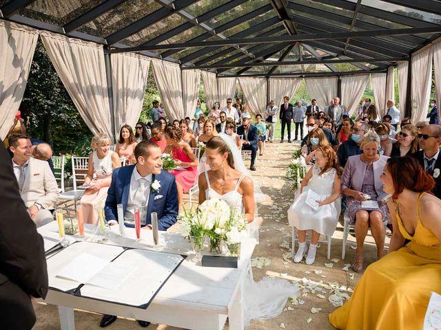 Il matrimonio di Andrea e Silvia a Bergamo, Bergamo 22