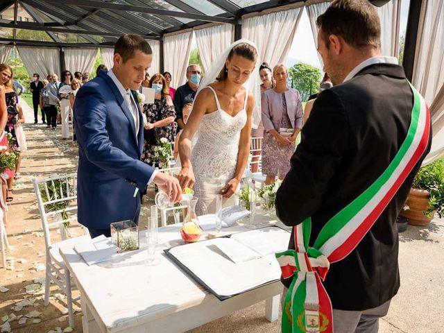 Il matrimonio di Andrea e Silvia a Bergamo, Bergamo 26