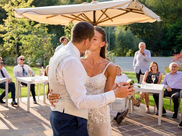 Il matrimonio di Andrea e Silvia a Bergamo, Bergamo 43